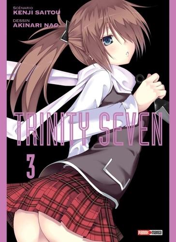 Trinity Seven Tome 3