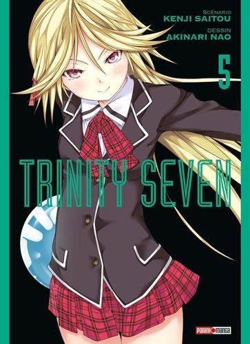 Trinity Seven Tome 5