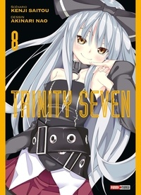 Kenji Saitou et Akinari Nao - Trinity Seven Tome 8 : .