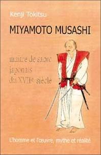 Accentsonline.fr MIYAMOTO MUSASHI. Maître de sabre japonais du XVIIème siècle, L'homme et l'oeuvre, mythe et réalité Image