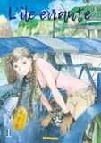 Kenji Tsuruta - L'île errante Tome 1 : .