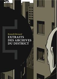 Kenneth Bernard - Extraits des archives du district.