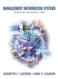 Kenneth-C Laudon - Management Information Systems. - Managing the Digital Firm.