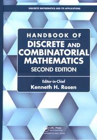 Kenneth H. Rosen - Handbook of Discrete and Combinatorial Mathematics.