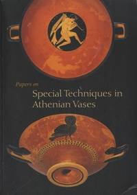 Kenneth Lapatin - Papers on Special Techniques in Athenian Vases.