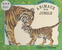 Kenneth Lilly - Animaux de la jungle.