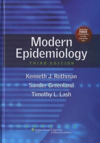 Kenneth Rothman et Sander Greenland - Modern Epidemiology.