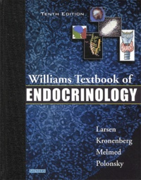 Williams Textbook of Endocrinology. 10th Edition, with CD-ROM.pdf