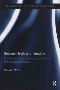 Ucareoutplacement.be Between Truth and Freedom - Rousseau and our contemporary political and educational culture Image
