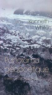 Kenneth White - Panorama géopoétique - Théorie d'une textonique de la Terre.