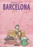 Kenny et  Sola - Barcelona Tome 1 : Cyan.