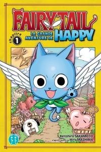 Kenshirô Sakamoto - Fairy Tail - La grande aventure de Happy Chapitre 1.