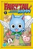 Kenshiro Sakamoto - Fairy Tail - La grande aventure de Happy Tome 1 : .