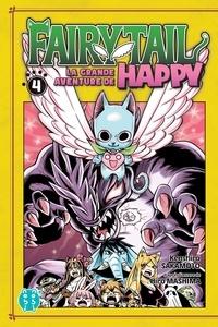 Kenshiro Sakamoto - Fairy Tail - La grande aventure de Happy Tome 4 : .