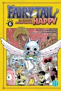 Kenshiro Sakamoto - Fairy Tail - La grande aventure de Happy Tome 6 : .