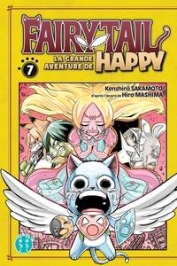 Kenshiro Sakamoto - Fairy Tail - La grande aventure de Happy Tome 7 : .