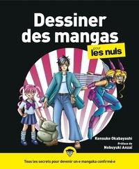 Kensuke Okabayashi - Dessiner des mangas pour les nuls.