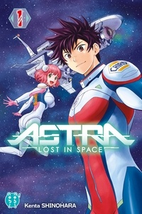 Kenta Shinohara - Astra - Lost in space Tome 1 : .