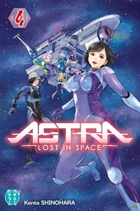 Kenta Shinohara - Astra - Lost in space Tome 4 : .