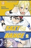 Kenta Shinohara - Sket Dance Tome 2 : .
