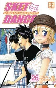 Kenta Shinohara - Sket Dance Tome 26 : .