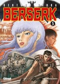 Kentaro Miura - Berserk - Tome 05.