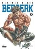 Kentaro Miura - Berserk Tome 2 : Les anges gardiens du désir.