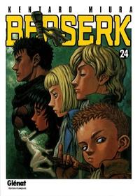 Téléchargement gratuit de google books Berserk Tome 24 (French Edition) par Kentaro Miura PDB CHM 9782723459648