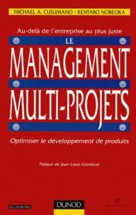 Accentsonline.fr LE MANAGEMENT MULTI-PROJETS. Optimiser le développement de produits Image