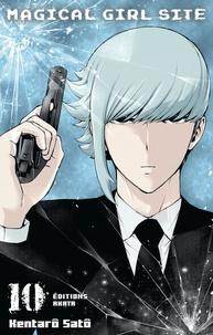 Kentarô Satô - Magical girl site Tome 10 : .