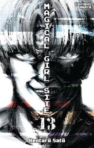 Kentarô Satô - Magical girl site Tome 13 : .