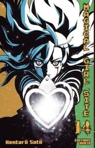 Kentarô Satô - Magical girl site Tome 14 : .