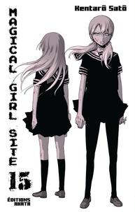 Kentarô Satô - Magical girl site Tome 15 : .