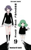Kentarô Satô - Magical girl site Tome 9 : .