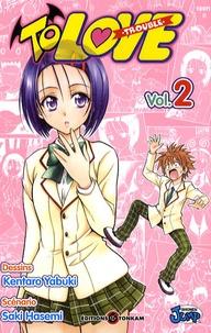 Kentaro Yabuki et Saki Hasemi - To Love Tome 2 : .