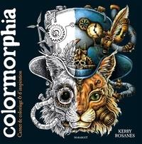Kerby Rosanes - Colourmorphia - Carnet de coloriage et d'inspiration.