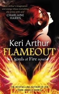 Keri Arthur - Flameout.