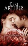 Keri Arthur - Riley Jenson Tome 2 : Le baiser du mal.