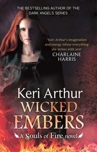 Keri Arthur - Wicked Embers.