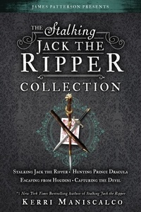 Kerri Maniscalco - The Stalking Jack the Ripper Collection - Books 1-4.