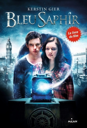 Kerstin Gier - Rouge rubis, Tome 02 - Bleu saphir.