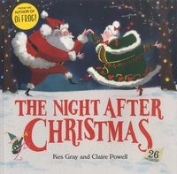 Kes Gray et Claire Powell - The Night After Christmas.