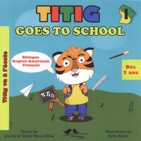 Ketty Bunch et Jessica Reuss-Nliba - Titig va à l'école.