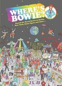 Kev Gahan - Where's Bowie ?.