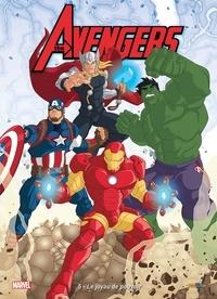 Kevin Burke et Chris Wyatt - The Avengers Tome 5 : Le joyau de pouvoir - Avec 1 magnet.