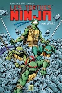 Kevin Eastman et Tom Waltz - Les Tortues Ninja Tome 2 : Ennemis un jour....