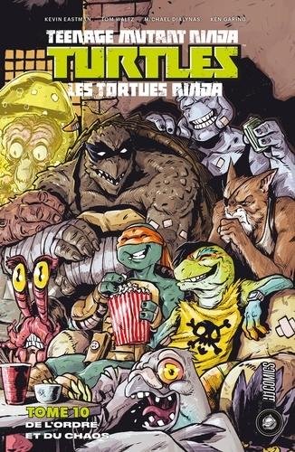 Teenage Mutant Ninja Turtles - Les tortues ninja Tome 10 De l'ordre et du chaos