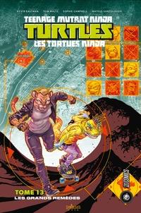 Kevin Eastman et Tom Waltz - Teenage Mutant Ninja Turtles - Les tortues ninja Tome 13 : Les grands remèdes.