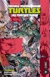 Kevin Eastman et Tom Waltz - Teenage Mutant Ninja Turtles - Les tortues ninja Tome 8 : Vengeance 1ère partie.