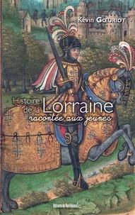 Deedr.fr Histoire de la Lorraine racontée aux jeunes Image